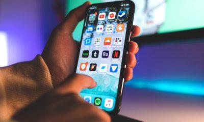 écran tactile iPhone