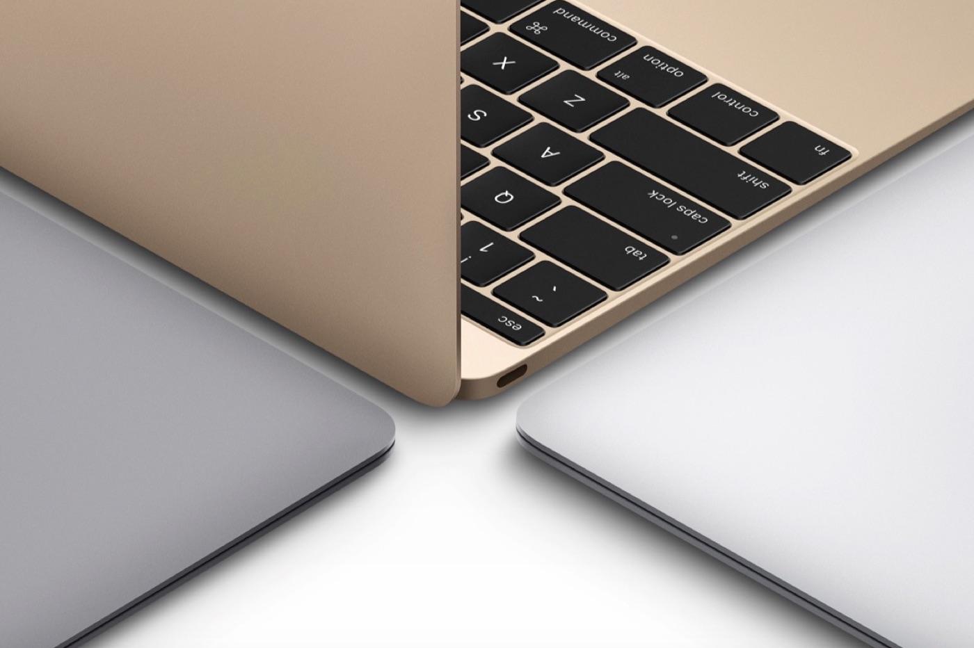 Le MacBook 12'' est mort, vive le MacBook Air 1