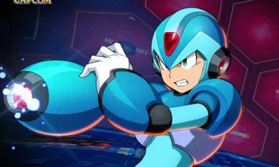 Mega Man X Dive : Capcom annonce un nouveau jeu iPhone, iPad 5