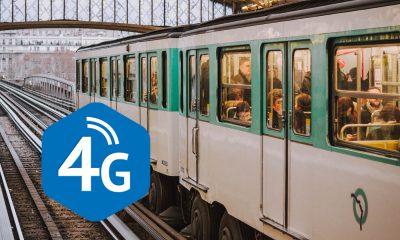 Bientôt l'intégralité du métro parisien couvert en 4G ? 17
