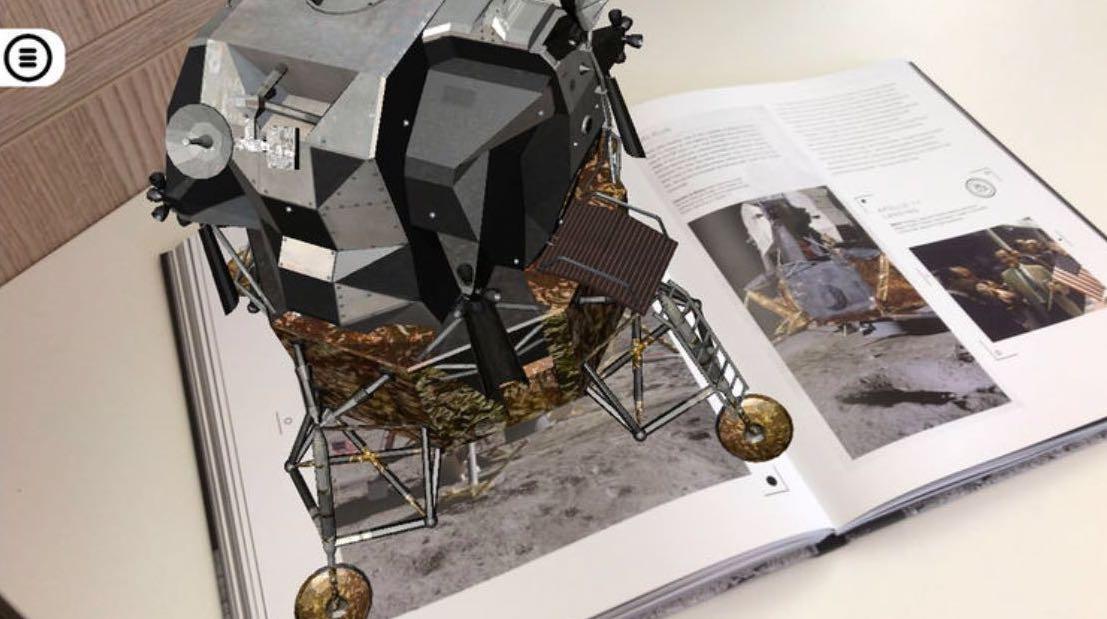 5 apps pour en savoir plus sur Apollo 11 et son fameux objectif: la Lune 2