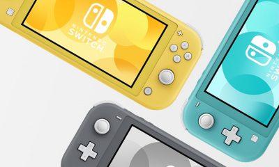 Nintendo Switch Lite : la firme nipponne dévoile sa nouvelle console portable 1