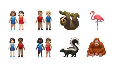 En images, les 59 nouveaux emojis à venir cet automne sur iOS et macOS 13