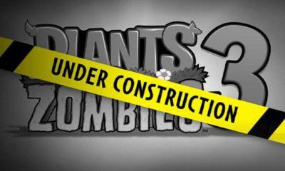 Plants Vs. Zombies 3 : le jeu mobile se prépare 5