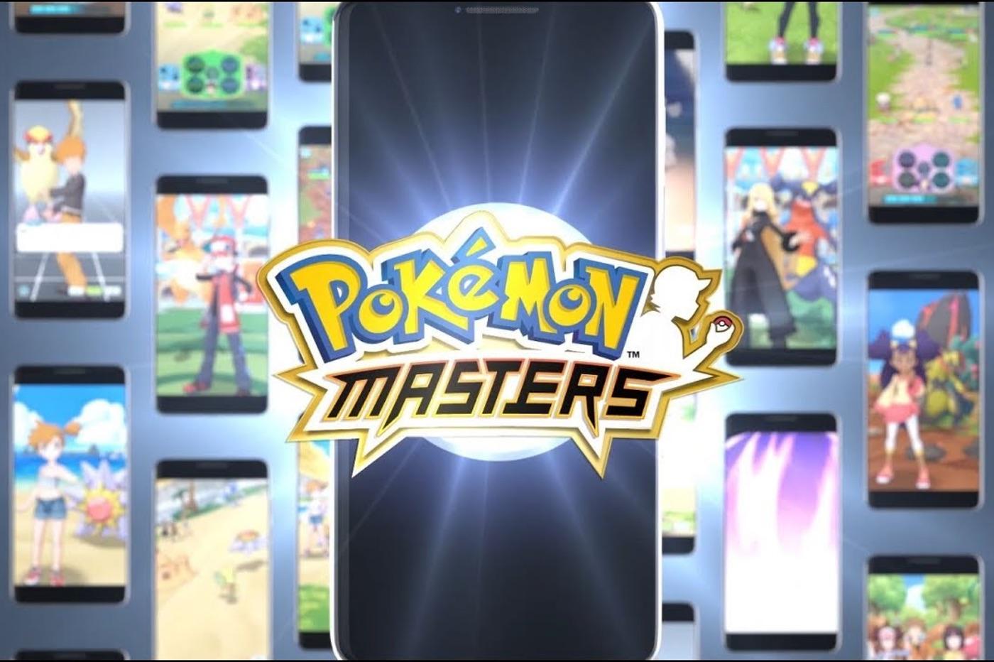 Pokémon Masters : bande-annonce du prochain jeu mobile Pokémon 1