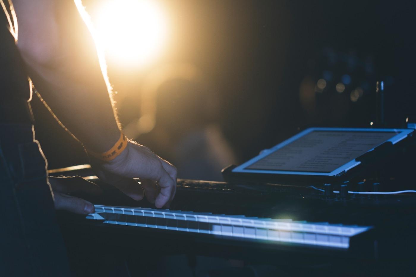 L'iPad comme seul outil de création pour le producteur Madlib 1