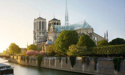 Notre-Dame de Paris pourrait être reconstruite façon Apple Store 23