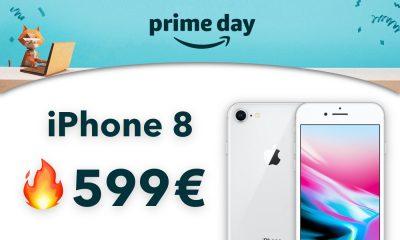 Amazon Prime Day : iPhone 8 et 8 Plus à 599€ au lieu de 858 (-30%) 11
