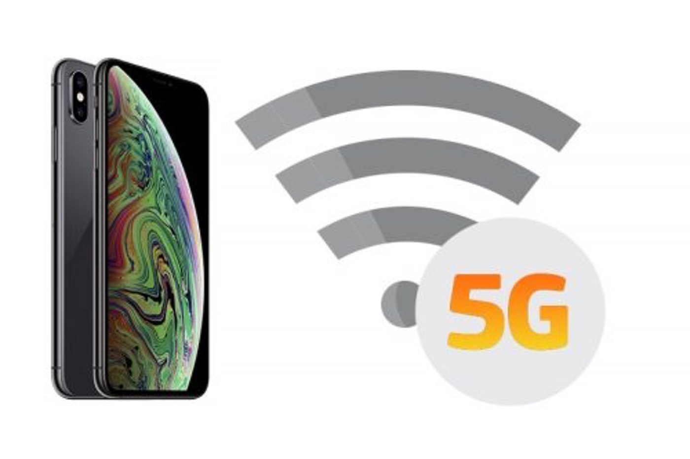 Puce 5G iPhone