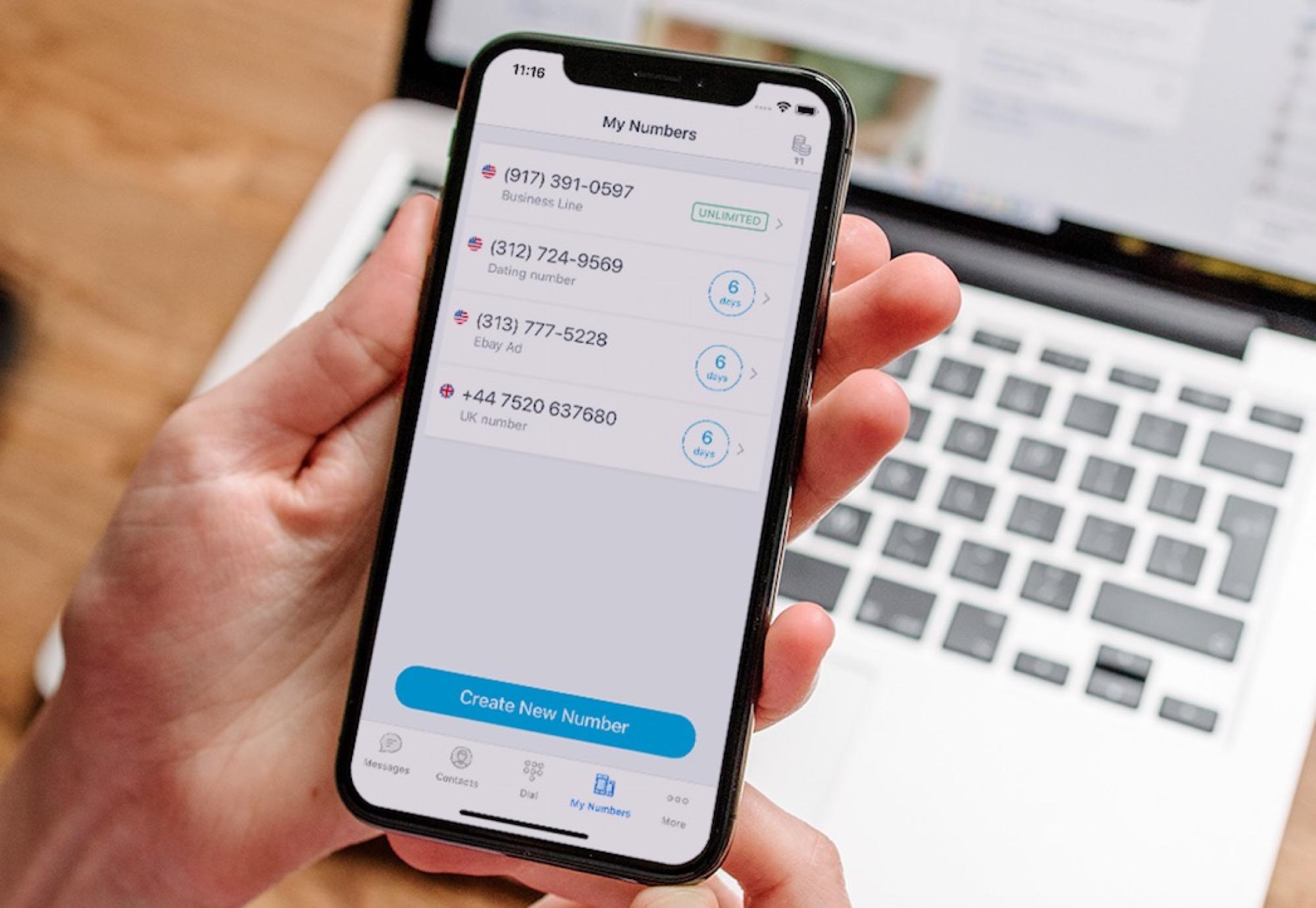 Ring4 arrive en France: pour une double ligne sur iPhone, sans dual-SIM 2
