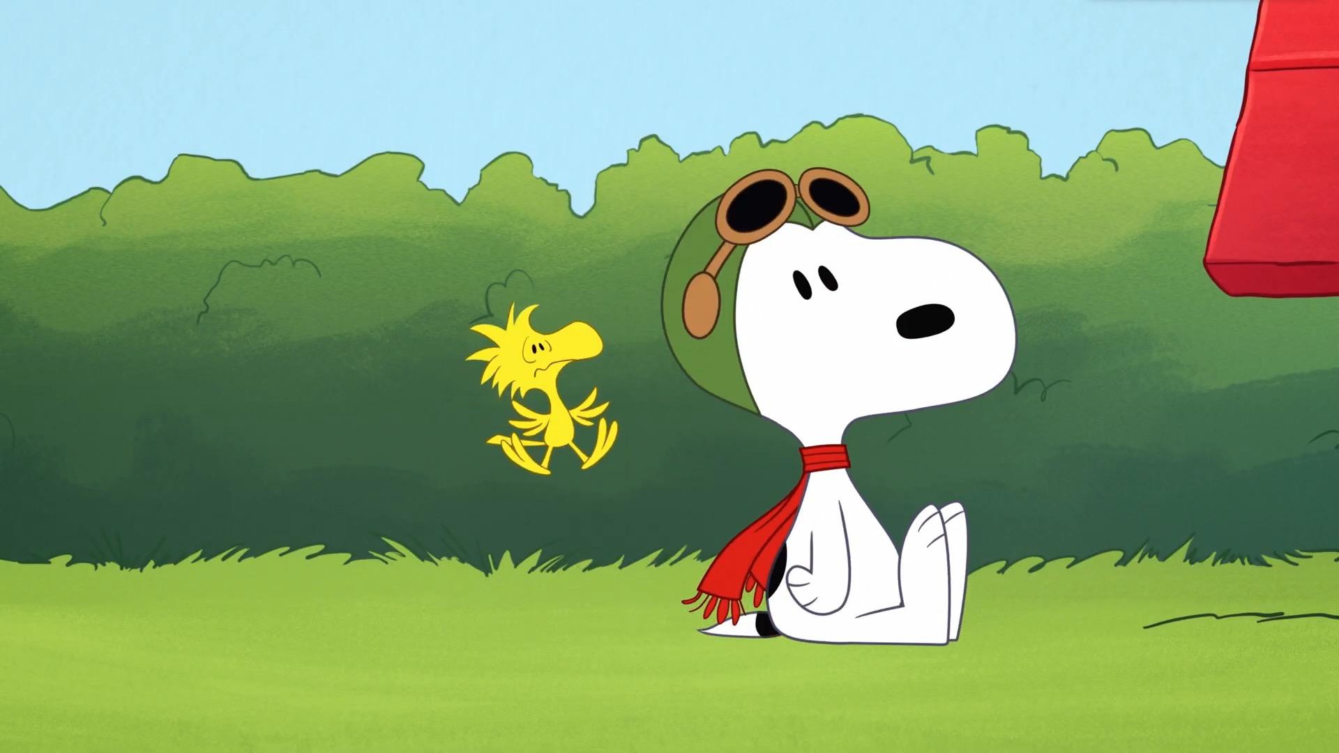 Pour Apple TV+, Snoopy va retourner dans l'espace 2