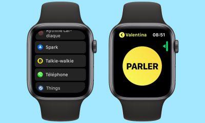 Talkie-Walkie : Apple désactive une fonction de l'Apple Watch qui permet d'espionner un iPhone 3