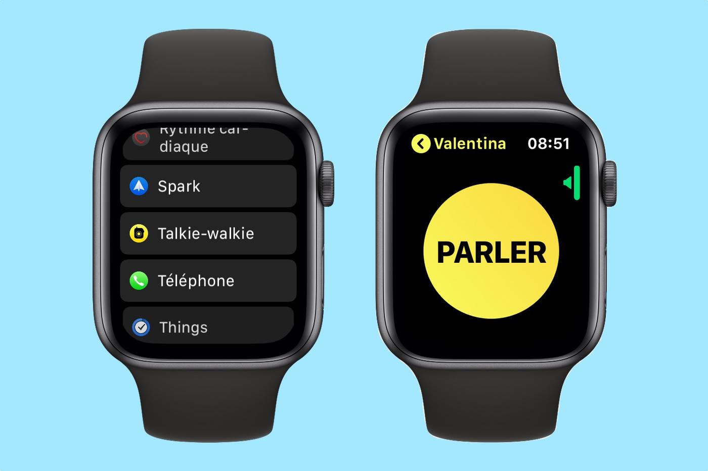 Talkie-Walkie : Apple désactive une fonction de l'Apple Watch qui permet d'espionner un iPhone 1