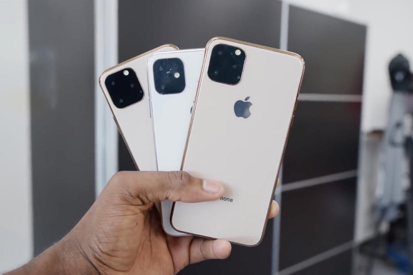 clones iPhone 2019