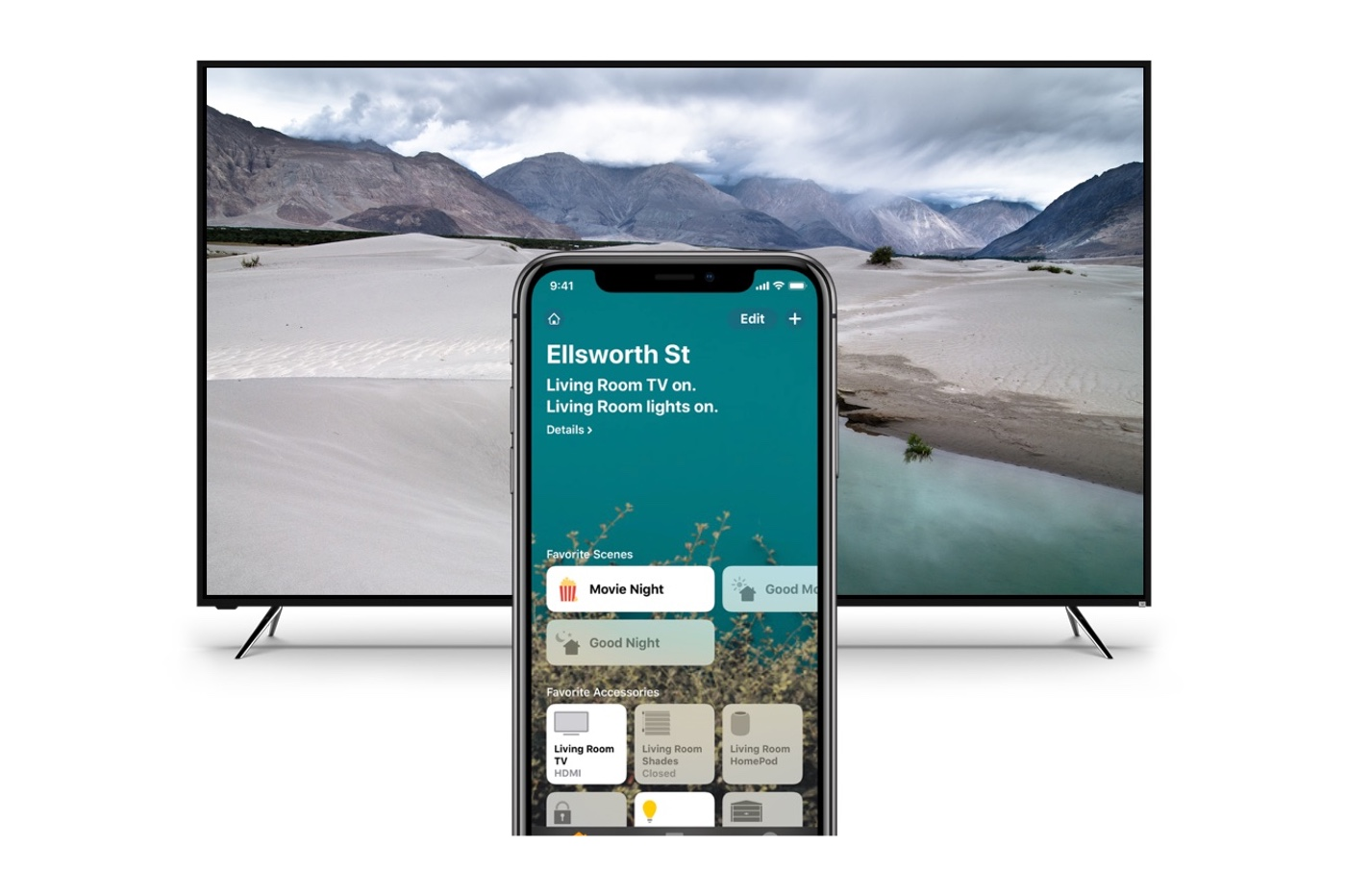 Support HomeKit avec TV Vizio