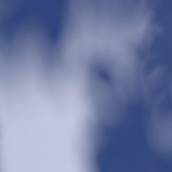 Fond bleu foncé iOS 13 app Maison HomeKit