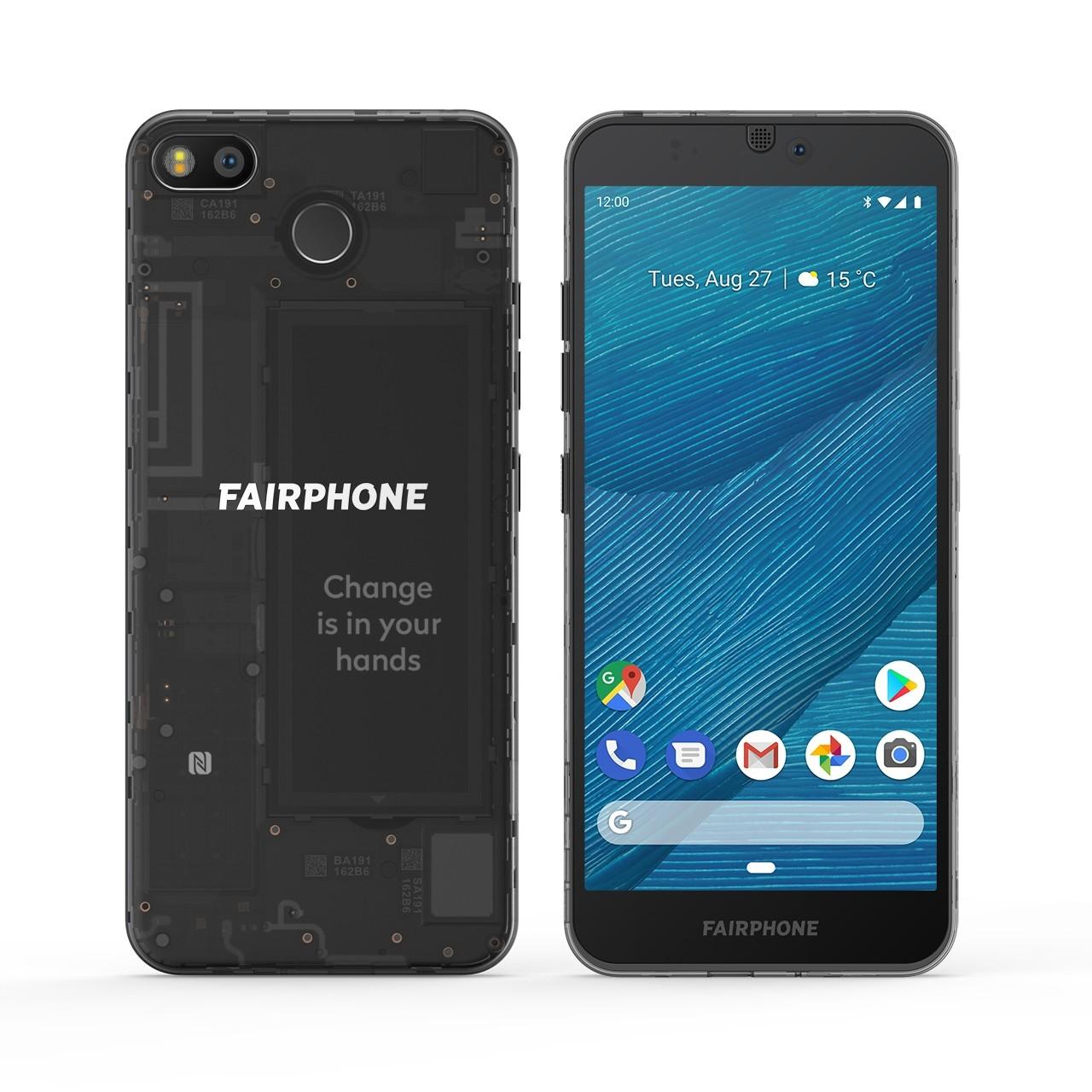 Présentation Fairphone 3