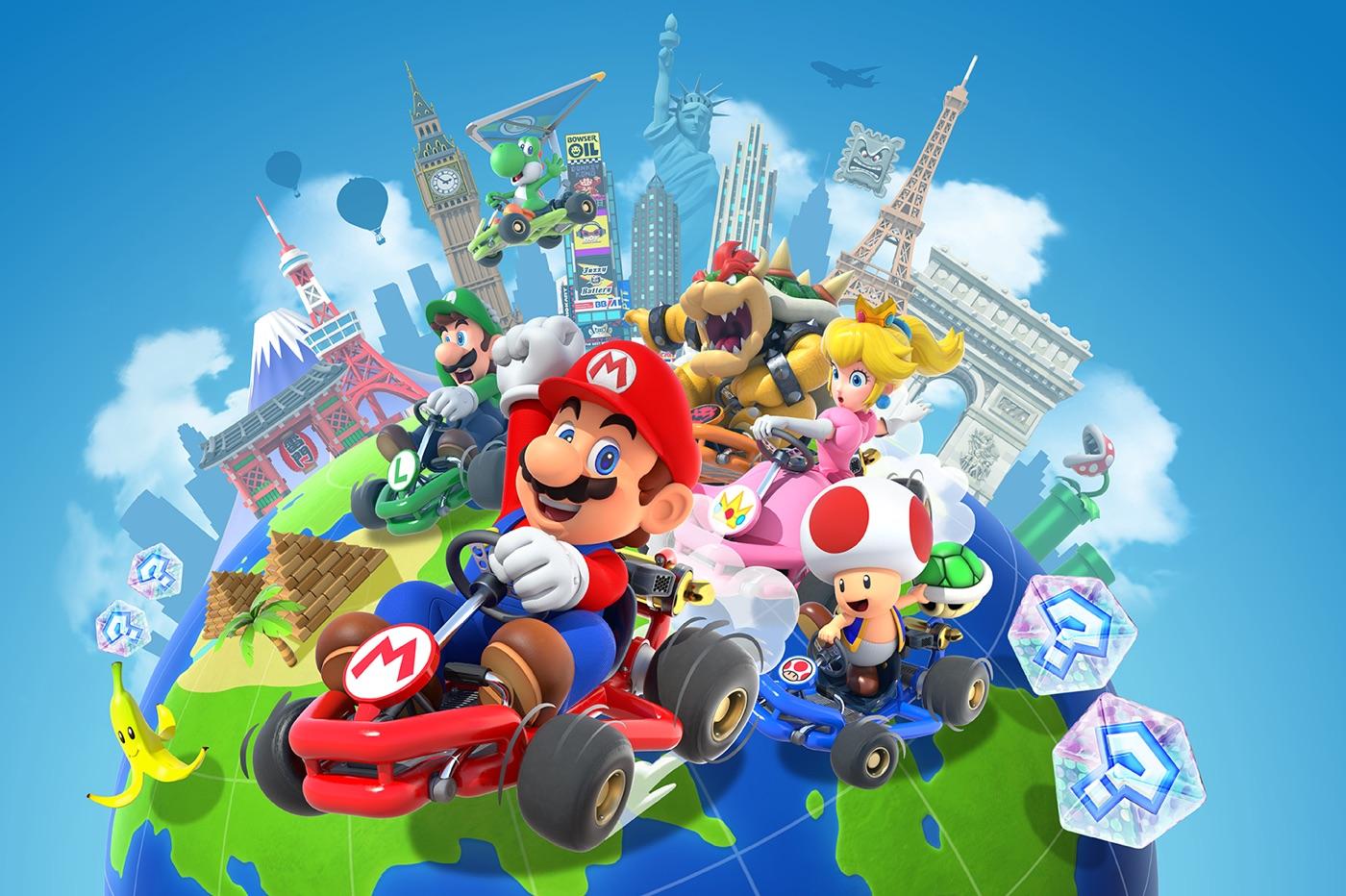 Mario Kart Tour Nintendo mobile