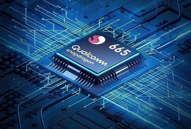 Redmi Note 8 Qualcomm Snapdragon 665 SoC