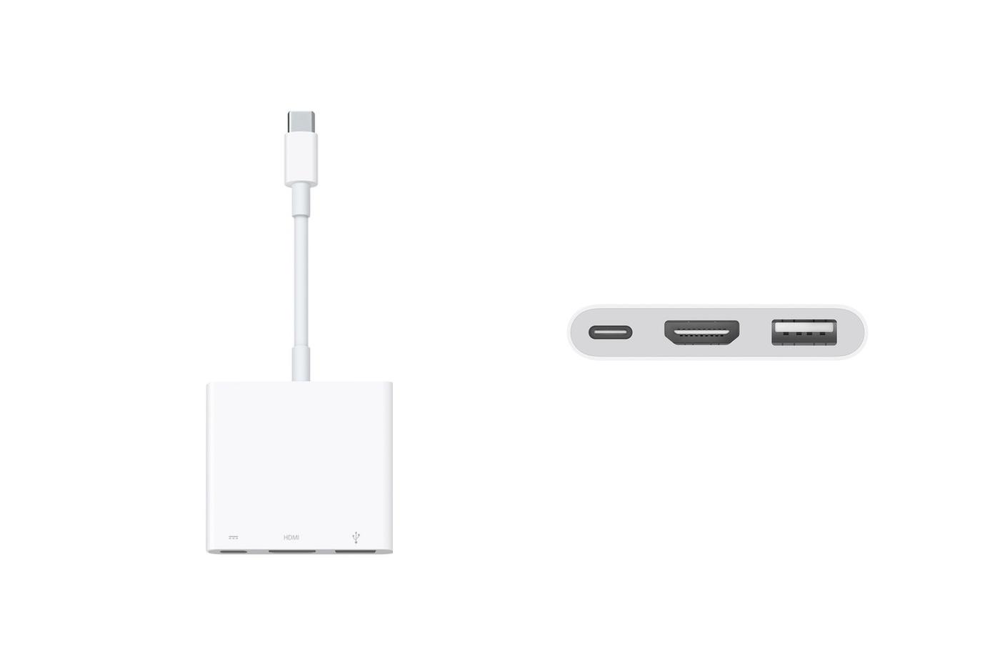 adaptateur Apple