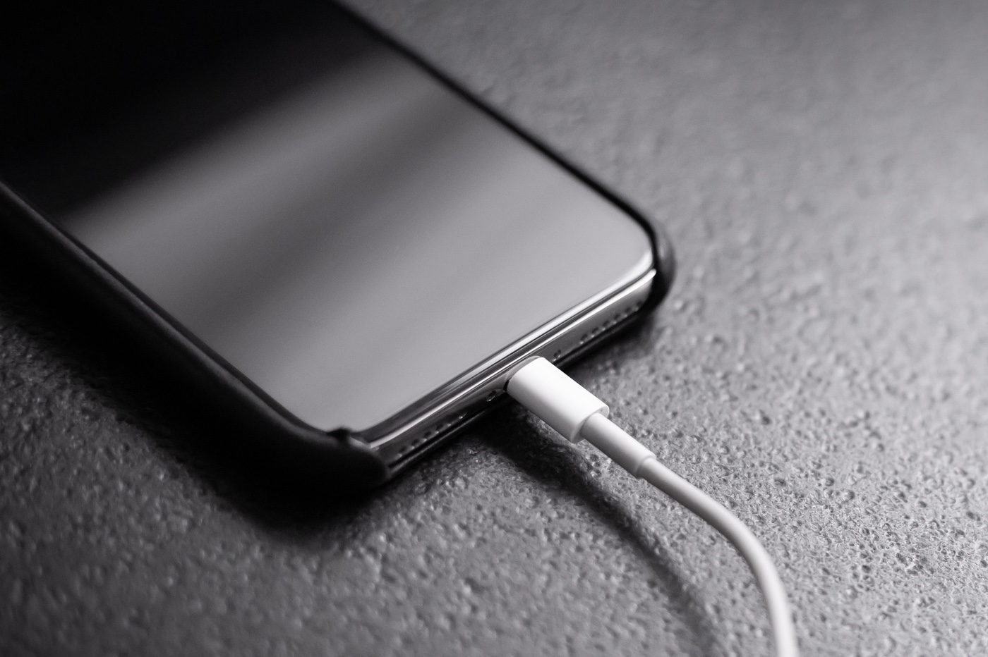 recharge iPhone