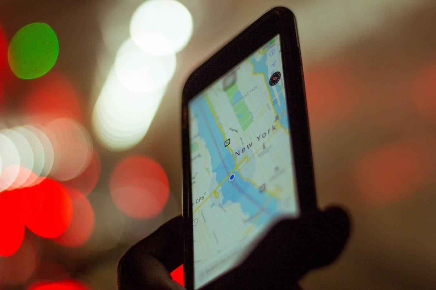 Application de rencontre GPS