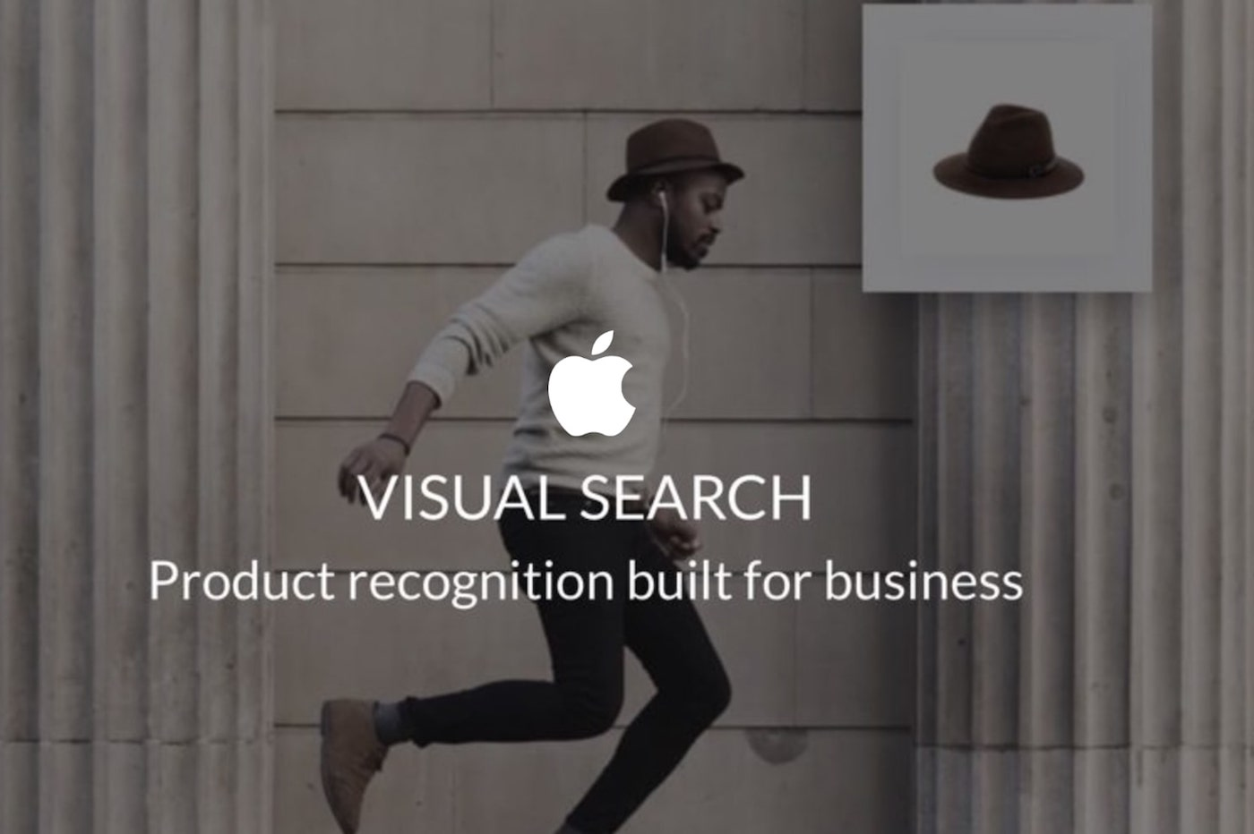 Apple reconnaissance visuelle