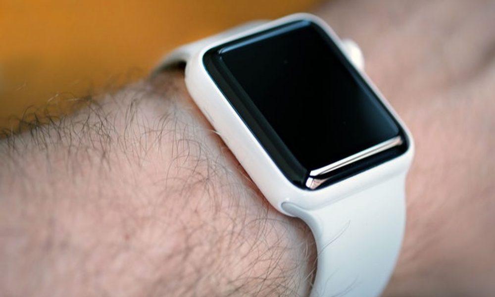 Apple Watch Series 2 Ceramique