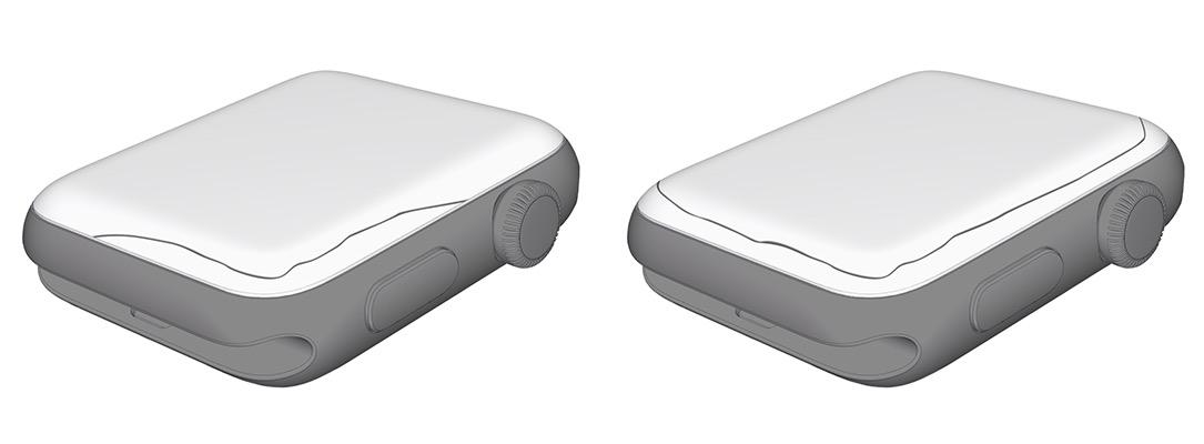 Apple Watch programme de remplacement de l'écran fissuré