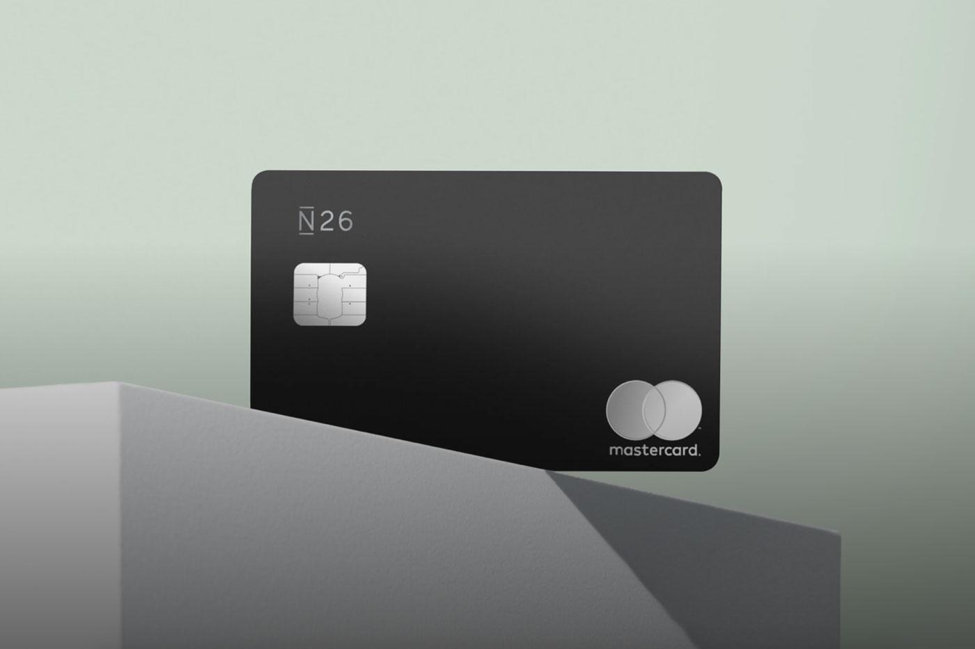 Banque mobile N26