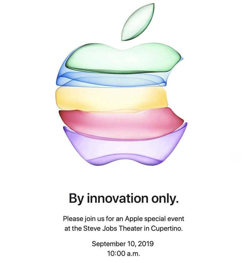 carton invitation event Apple