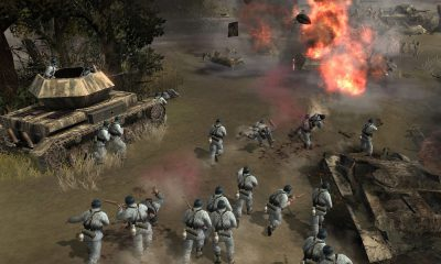 jeu iOS Company of Heroes