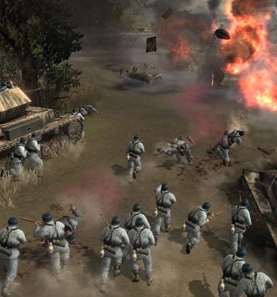 jeu iOS Company of Heroes