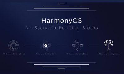 Nouvel OS Huawei Harmony