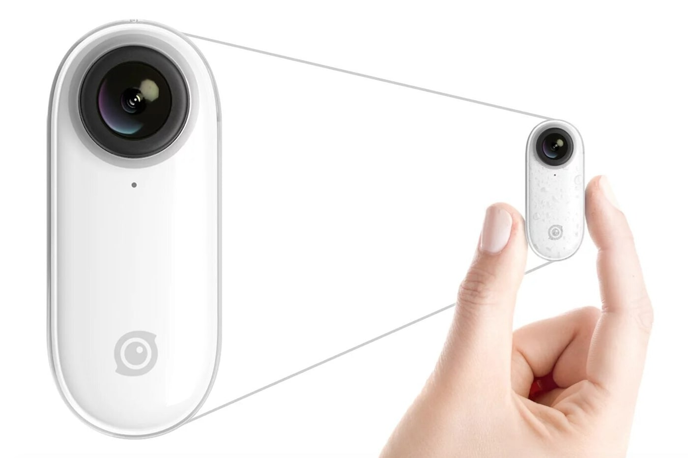 Insta360 steadycam