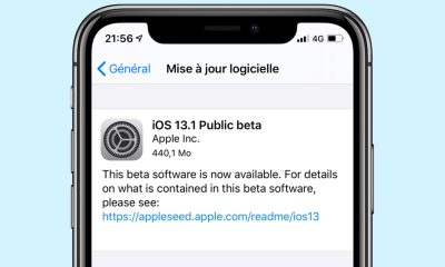 beta publique iOS 13.1