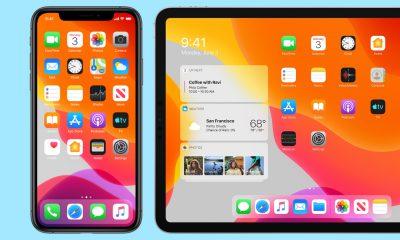 iOS 13 et iPadOS