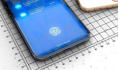 Touch ID sous écran iPhone