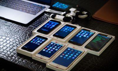 "iPhone ""internes"" d'Apple"