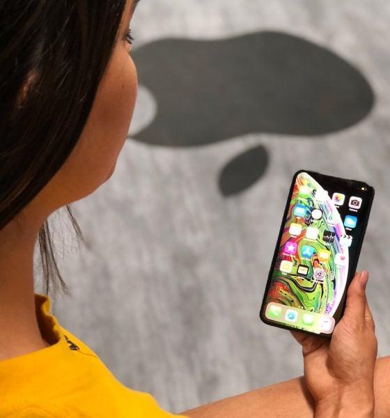 iPhone chez les jeunes