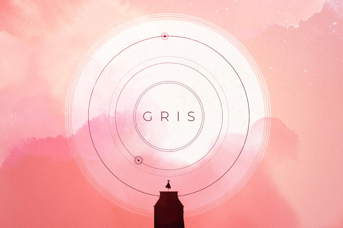 jeu iOS GRIS