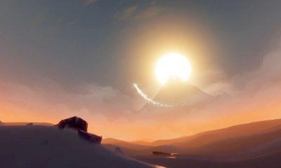 Capture écran jeu Journey