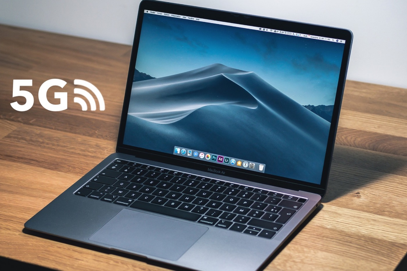 Rumeur MacBook 5G 2020