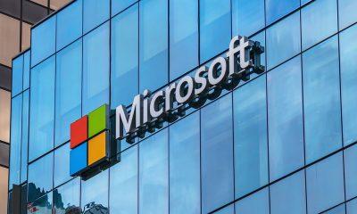 bâtiment Microsoft