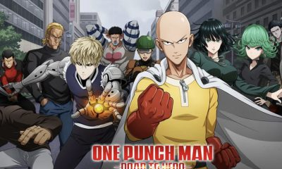 jeu iOS One Punch Man Road to Hero
