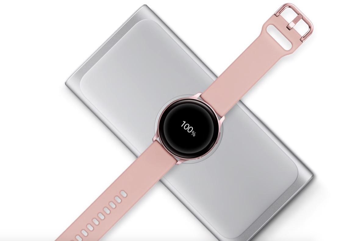 Samsung montre Galaxy Watch Active 2 chargeur
