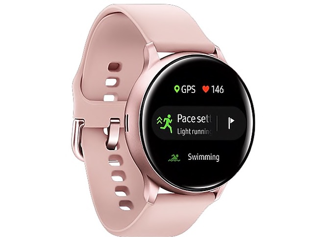 Samsung montre Galaxy Watch Active 2 rose