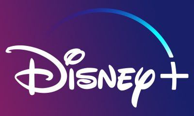 Logo service streaming Disney+