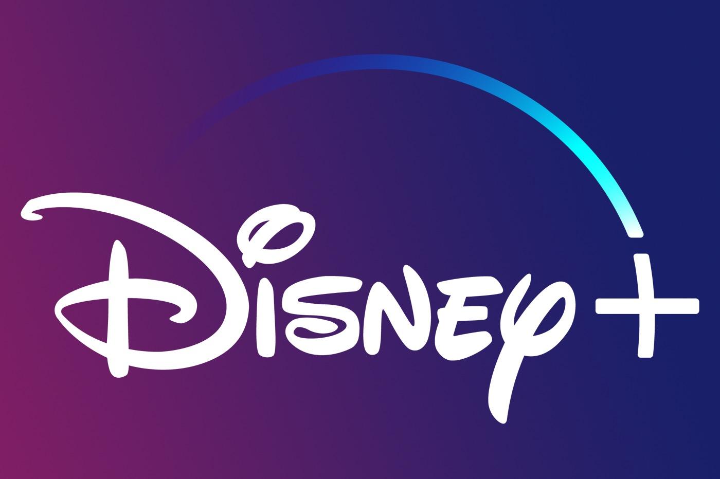 Logo service streaming Disney+