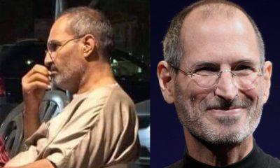 Steve Jobs sosie